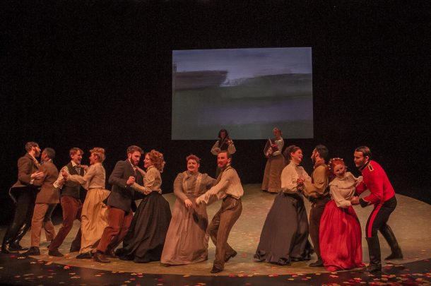 AUB Productions present Far From The Madding Crowd