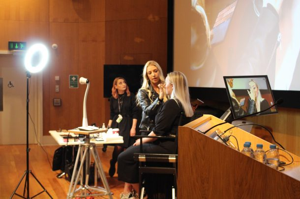 Bobbi Brown Senior Pro Make-up Artist comes to AUB for Masterclass