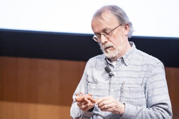 Co-Founder of Aardman Animation visits AUB for Guest Lecture