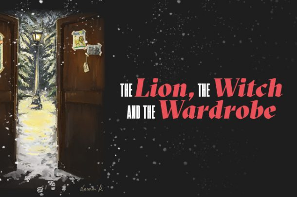 The Lion, The Witch and The Wardrobe at the Lighthouse