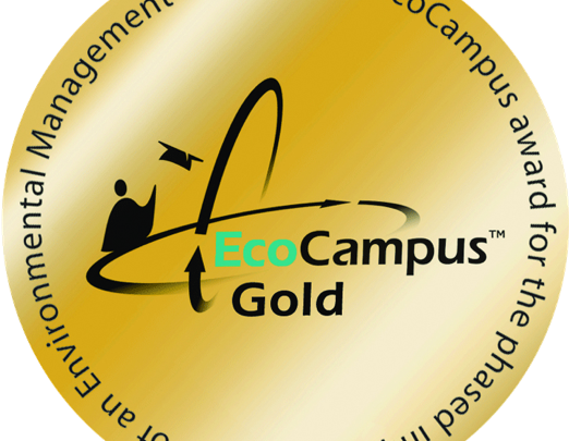 AUB Celebrates Eco Campus Gold Certification