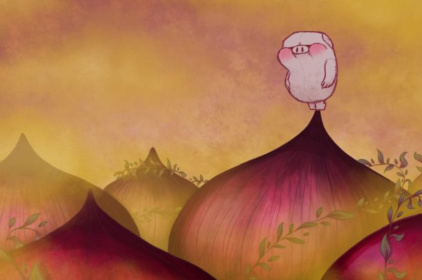 'Whispering Onion' Animation by BA (Hons) Animation Production graduate Akari Hiraoka selected for Animafest Zagreb