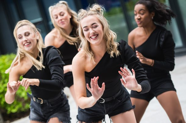 'Day of Dance 2019' presented by BA (Hons) Dance students