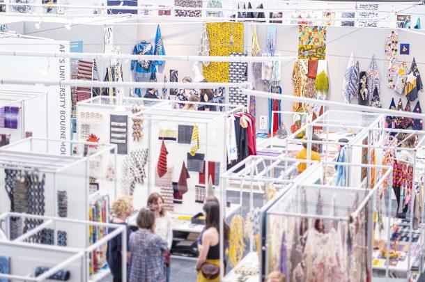 BA (Hons) Textiles Summer Show – New Designers
