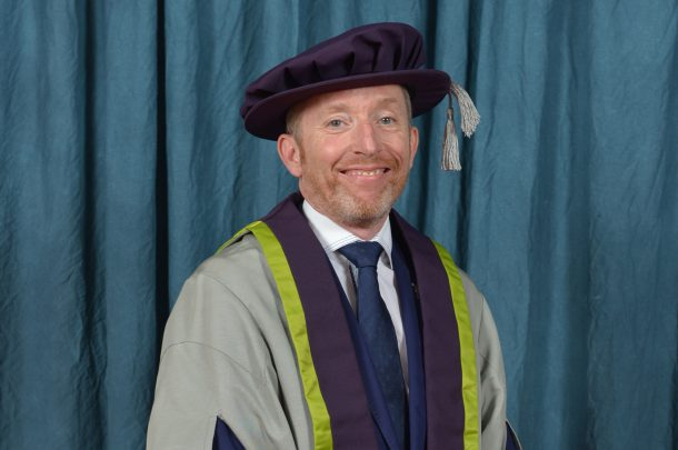 HONORARY FELLOWS – DOUGIE SCARFE