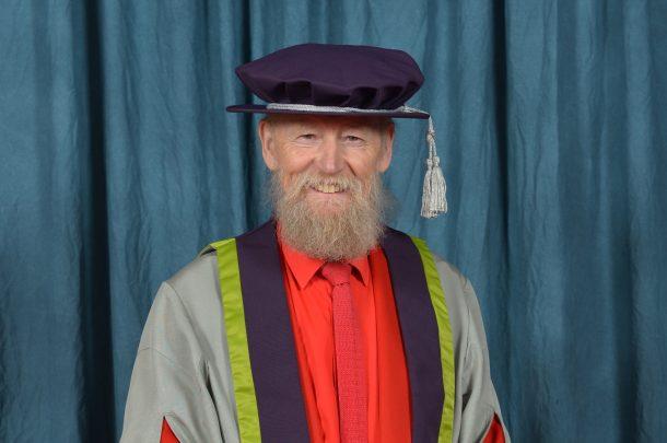 HONORARY FELLOWS – MIKE DAVIES CBE
