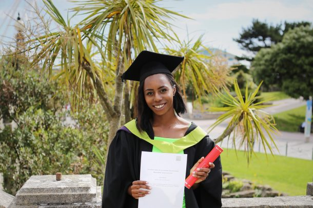 Henley Prize awarded to graduate Unity Thomas for 'complex and insightful' dissertation