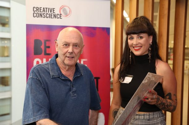 AUB Graphic Design wins Gold, Silver and Bronze at Creative Conscience Awards 2019