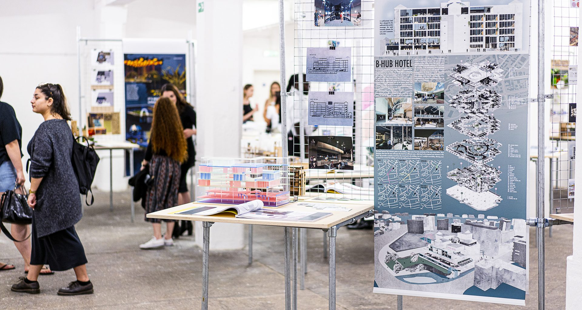 BA (Hons) Interior Architecture and Design London Summer Show