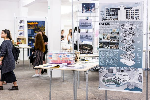 BA (Hons) Interior Architecture and Design London Summer Show – Interior Educators