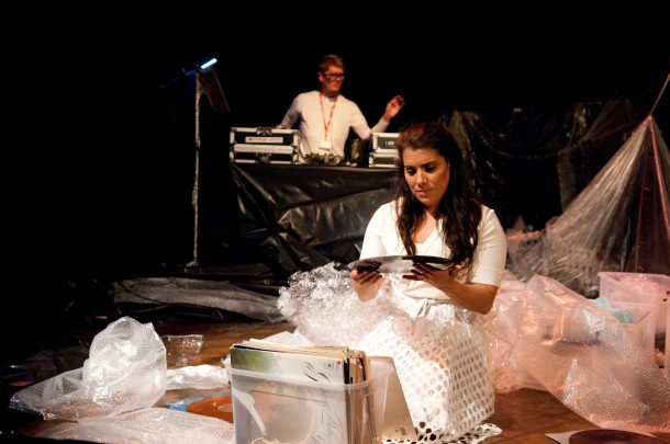 Composer inspired by AUB's MoDiP to craft chamber opera about the impact of plastics