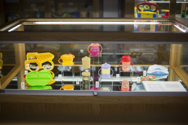 Become an eco-plastic detective, at the UK's only plastics museum, based at AUB