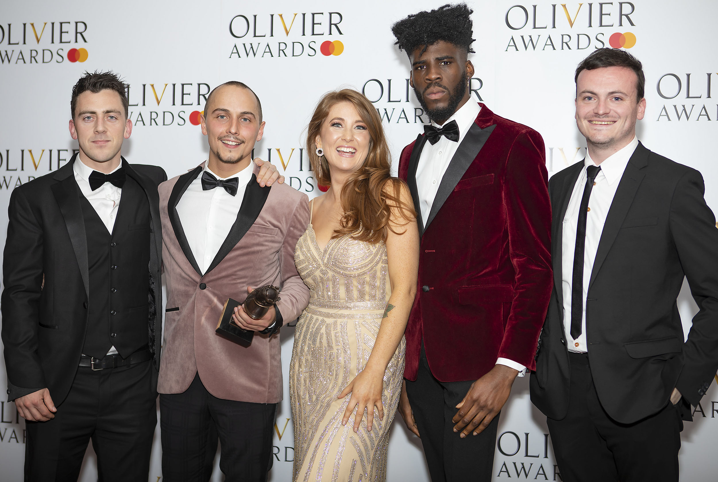 AUB alumni win Olivier Award for West End debut, Flesh and Bone