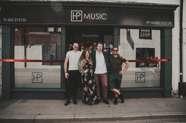 The AUB Fine Art graduate bringing the music back to Bournemouth