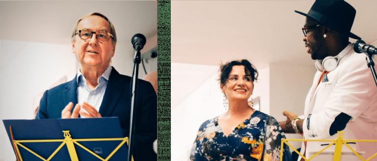 Vice-Chancellor Start Bartholomew CBE & Curators - Suddenly Last Summer 2019
