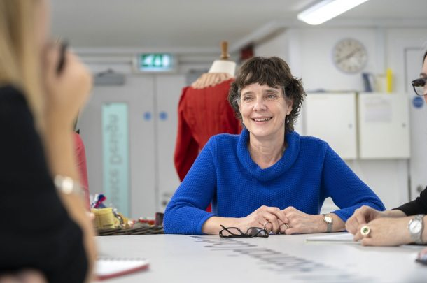 National Theatre's Head of Costume talks sustainability at AUB