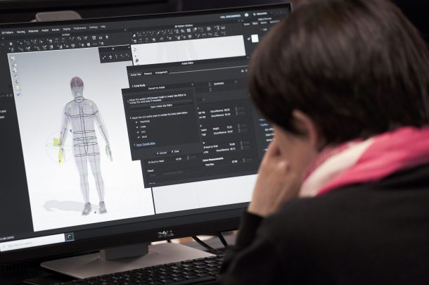 AUB highlights fashion sustainability with first UK digital design software masterclasses